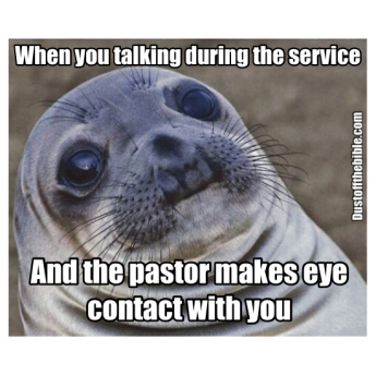 eye-contact-in-church-meme